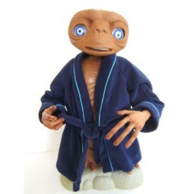 E.T. Extra Terrestrial Interactive Deluxe Doll