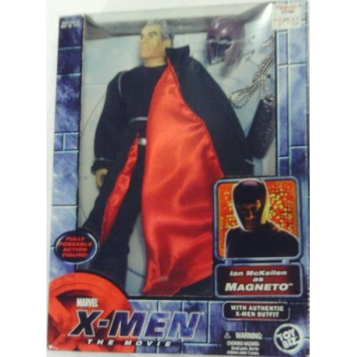 Magneto Marvel X-MEN the Movie 10-1/2""