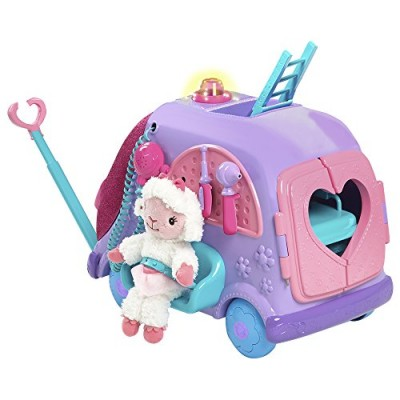 Doc McStuffins Get Better Talking Mobile Clinic