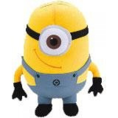 Despicable Me 2 the Movie Minions 10 Inch Plush Doll Toy Stuart