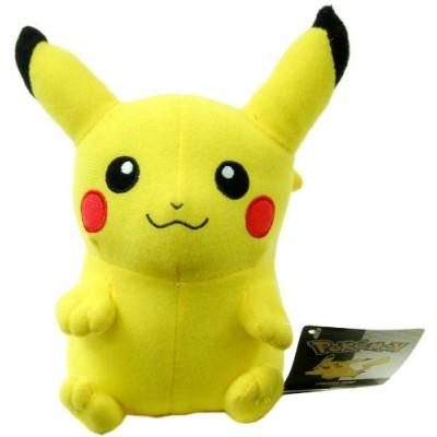 Pokemon 6 Inch Plush - Pikachu