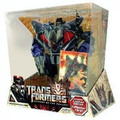 Transformers 2: Revenge of the Fallen Exclusive Action Figure Skywarp
