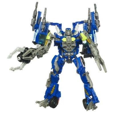 Transformers 3: Dark of the Moon Movie Deluxe Class Figure Autobot Topspin