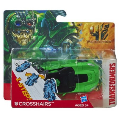 Transformers Age of Extinction Crosshairs One-Step Changer