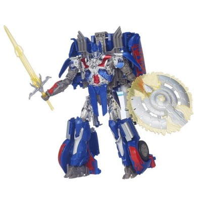 Transformers:  Age of Extinction First Edition Optimus Prime Figure