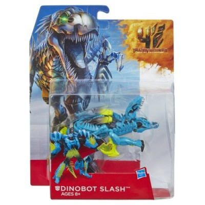 Transformers Age of Extinction Generations Deluxe Class Dinobot Slash Figure