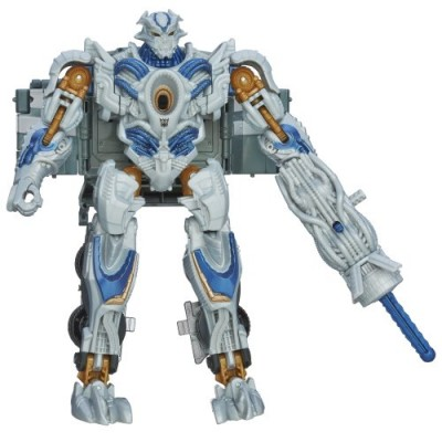 Transformers Age of Extinction Generations Voyager Class Galvatron Figure