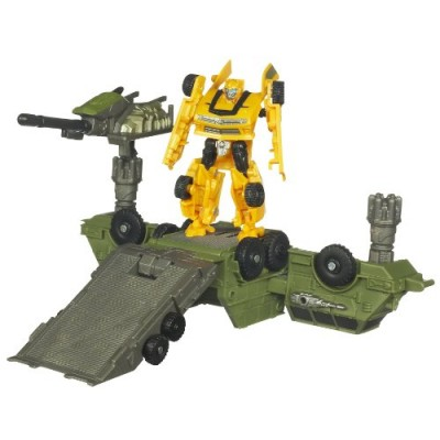 Transformers: Dark of the Moon - Bumblebee Mobile Battle Bunker