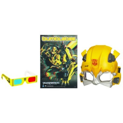 Transformers Dark Of The Moon Robo Power Cine-Mask Bumblebee