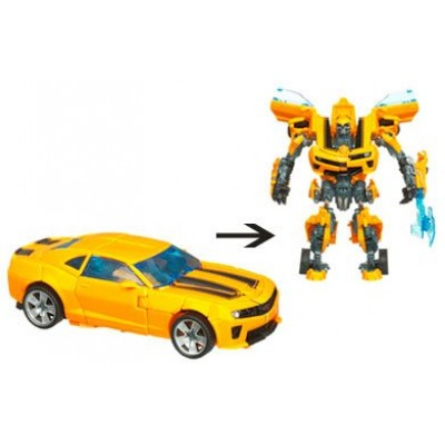 Transformers Deluxe Movie Collection - Battle Blade Bumblebee