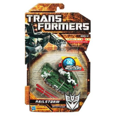 Transformers Deluxe Movie Collection - Hailstorm