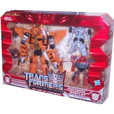 Transformers Movie 2 Deluxe: Fearswoop, Sideswipe, Mudflap