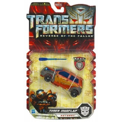 Transformers Movie 2 Deluxe - Tuner Mudflap