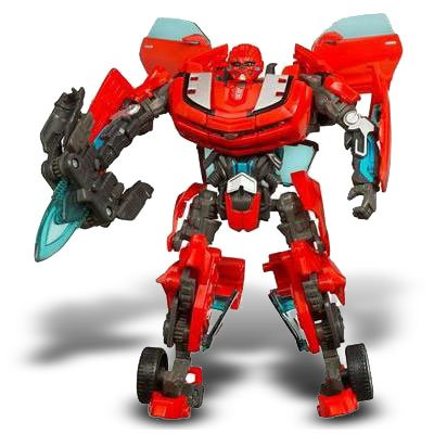 Transformers Movie Deluxe Cliffjumper