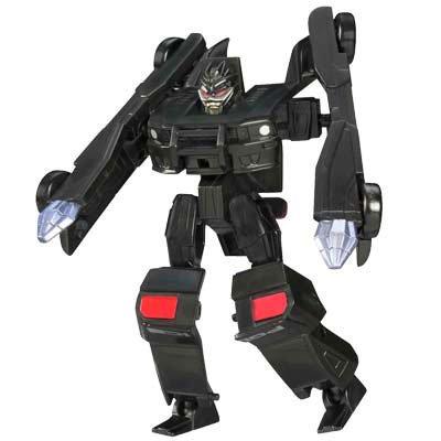 Transformers Movie Legends Figure - Barricade