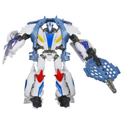 Transformers Prime Beast Hunters Deluxe Class Smokescreen Figure 5 Inches