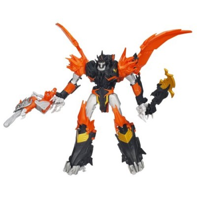 Transformers Prime Beast Hunters Voyager Class Predaking Figure 6.5 Inches