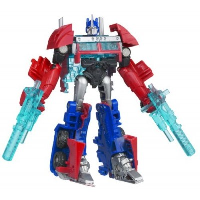 Transformers Prime Cyberverse Command Your World Commander Class Series 2 - Optimus Prime Figure