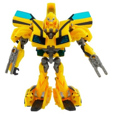 Transformers Prime Robots in Disguise Deluxe Class Autobot Bumblebee Figure