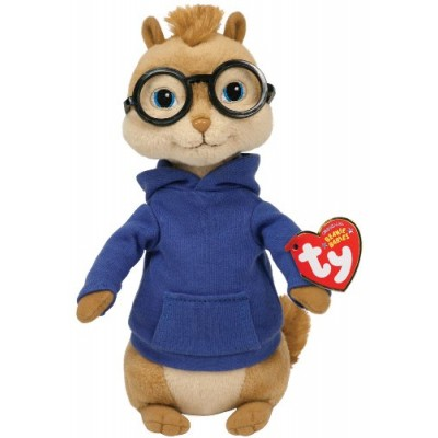 Ty Beanie Baby Simon, Alvin and the Chipmunks