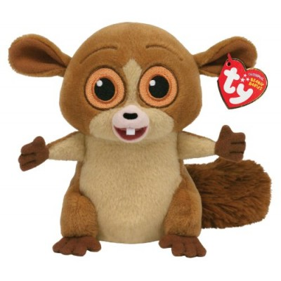 Ty Beanie Baby Mort Madagascar