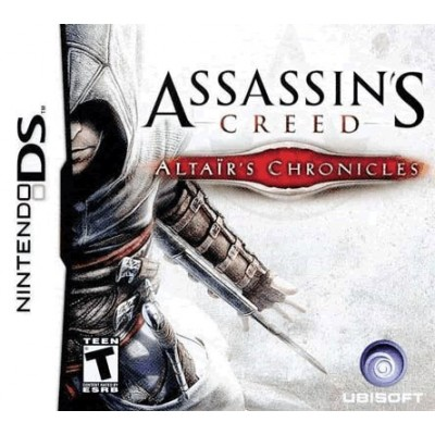 Assassin's Creed Altair's Chronicles - Nintendo DS