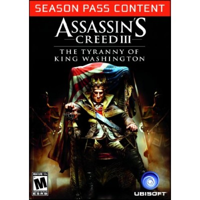 Assassin's Creed III Season Pass [Download]