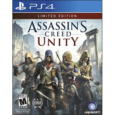 Assassin's Creed Unity - Limited Edition - PlayStation 4