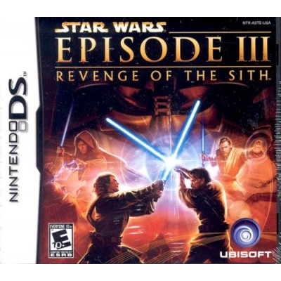 Star Wars Episode III Revenge of the Sith - Nintendo DS