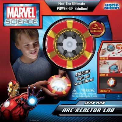 Uncle Milton - Marvel Science - Iron Man Arc Reactor Lab