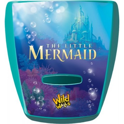 Uncle Milton - The Little Mermaid Wild Walls - Light and Sound Room Decor
