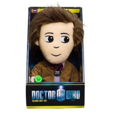 Doctor Who Eleventh Doctor Medium Talking Light Up Plush