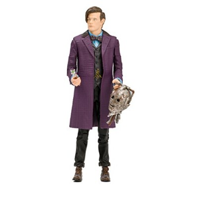 """Underground Toys 5"""" Doctor Who Time of the Doctor Action Figure"""