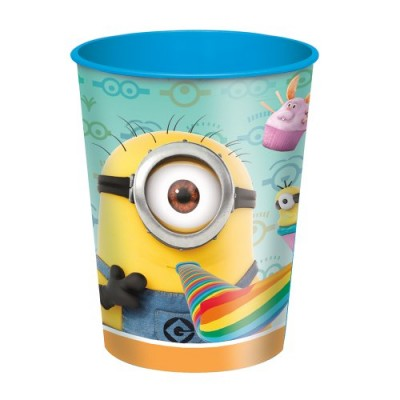 16oz Despicable Me Plastic Cup