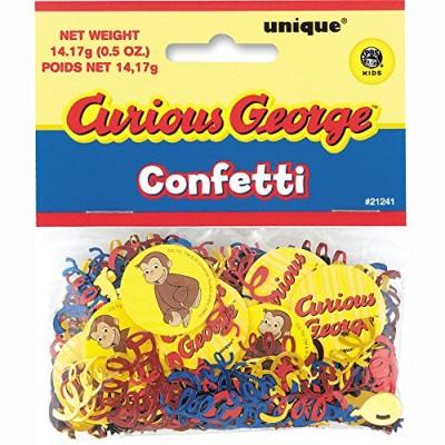 Curious George Confetti