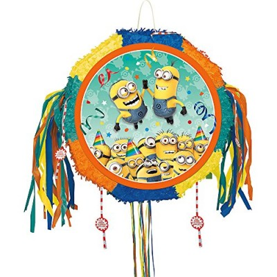 Despicable Me 2 Pinata with Pull String