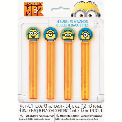 Despicable Me Bubbles, 4ct