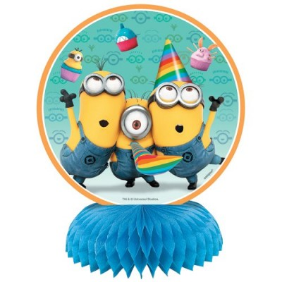Despicable Me Party Decoration Kit, 7pc
