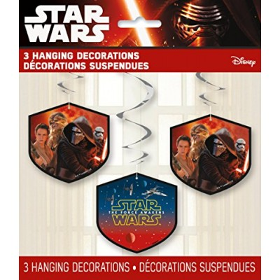 Star Wars 3 Hanging Decorations