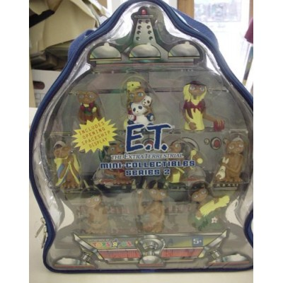 E.t. the Extra-Terrestrial Mini Collectibles (Series 2)