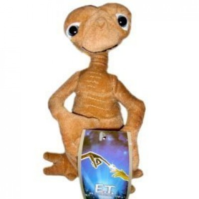 """Et Extra-terrestrial 8"""" Plush Doll Toy by Universal Studios"""