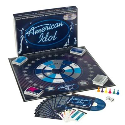 American Idol Board Game