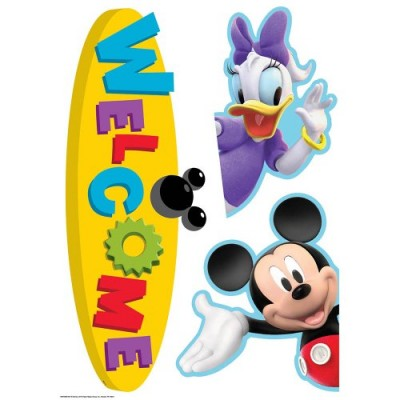 Eureka Mickey Mouse Clubhouse Welcome Go-Arounds