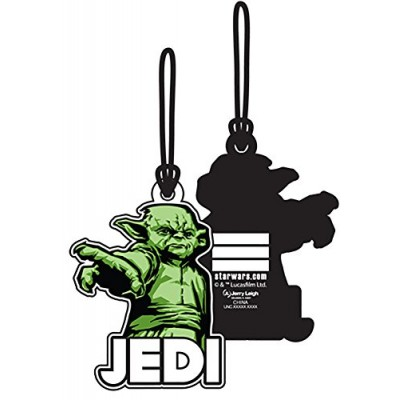 Star Wars Yoda Jedi Collectors Luggage Suitcase Tag