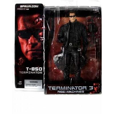 T-3 Terminator Rise of the Machines T-850 Terminator Action Figure