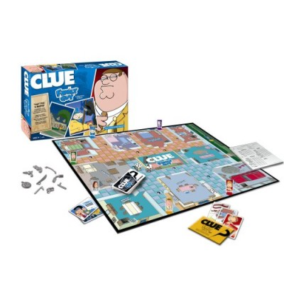 Clue Family Guy