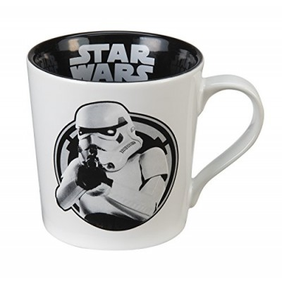Vandor 99562 Star Wars Freeze, You Rebel Scumbag Ceramic Mug, 12-Ounce, Multicolored