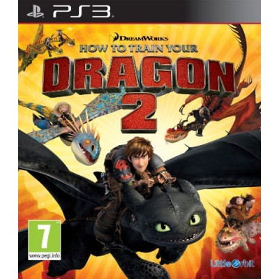 How To Train Your Dragon 2 Sony Playstation 3 PS3 Game UK