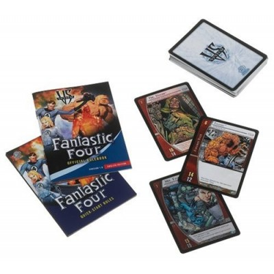 Marvel Trading Card Game:  Fantastic Four Starter Set