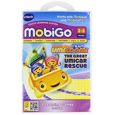MobiGo Software Cartridge - Team Umizoomi